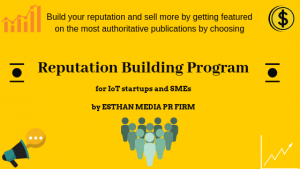 Public Relation for startups pogram